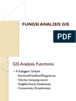 03 Analysis Functions GIS