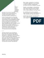 Poemas Árcades de Portugal - Domingos Dos Reis Quita, Domingos Caldas Barbosa e Bocage