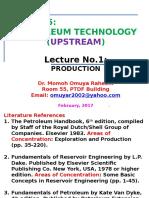Production - CHEN515
