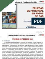 Pruebas de Potencial en Pozos de Gas