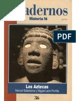 Cuadernos Historia 16, nº 036 - Los Aztecas.pdf