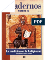 Cuadernos Historia 16, nº 010 - La Medicina en la Antigüedad.pdf