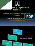 Semana 3_ Clasificacion de La Flota Peruana