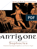 Sophocles - Antigone (OUP, 2003)
