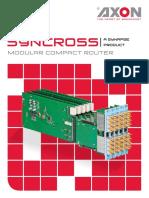 SynCross Brochure