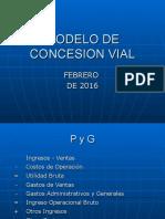 8.1modelo de Concesion Vial