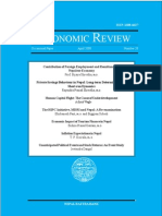Economic Review (Occasional Paper)--No 20 (April 2008)