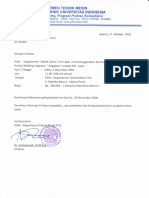 Surat Reoni Alumni WI