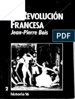 02 - Jean Pierre Bois - La Revolucion Francesa