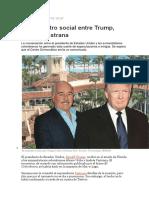 Ejemplo de Diplomacia Presidencial _fuente-Revista Semana
