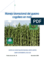 Manejo Biorracional Del Gusano Cogollero en Maiz