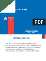 Modernización REM