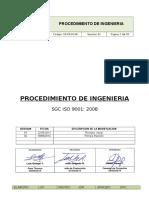 1. Procedim. Ingenieria