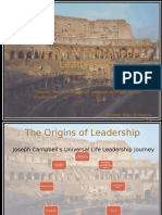 Chapter 2 - Dr. English, Leadership