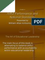 Chapter 8 - Dr. English, Leadership