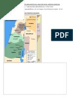 Mapa de Jeruslaen en Tiempos de Jesus-1 Clase 1