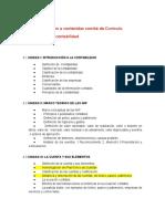 Revision a Contenidos Comité de Curriculo Abril 11 de 2017