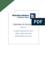 Tarifario Abr May Jun 2017 Con Caratula(1)