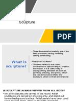 intro sculpture lesson 1