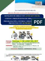 Guia Metrados%2c s10 y Ms Project 2013