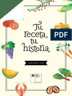 Libro Tureceta Tuhistoria 2016