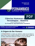 Cidades Os Primeiros Agrupamentos Humanos