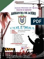 Armadura de Acero - COLUMNA