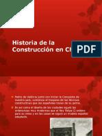 Historia de la Construccion chile Clase 1 Introduccion.