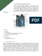 PLC, ARDUINO Y PIC