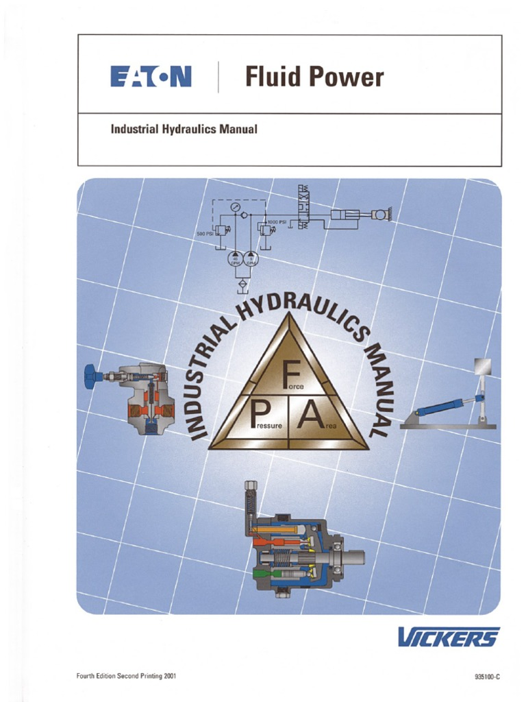 Eaton Industrial Hydraulics Manual (Sample Pages) (11 views)