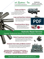 AFS Hydraulic Repair Flyer