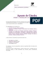 Rivolta, Miguel y Lucas Benavides (2016), Apunte de Cátedra Unidad 1. Introducción a La Biomecánica, Buenos Aires, UBA XXI.