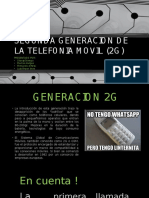 2g ( celulares)