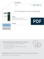 Review of Truck Characteristics as Factors in Roadway Design