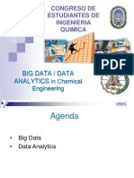 BIG DATA & Ingenieria Quimica YGL