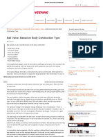 Ball Valve_ Based on Body Construction Type