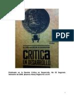 Etnografia Económica (Florence Weber)
