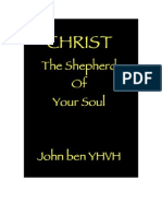 Christ the Shepherd of Your Soul