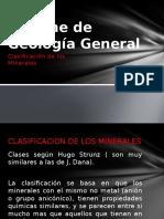 Informe de Geología General