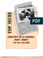 Perry's Drug Mandate Scandal Dossier