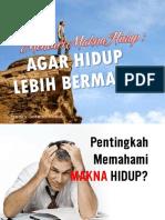 mencarimaknahidup-140305112601-phpapp01