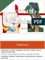 retratos cubistas