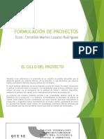Formulación de Proyectos-002