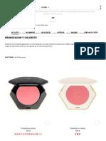 Bronceador y Colorete - Para Lucir Un Tono Radiante _ H&M ES