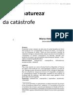 1. CHAMADA Marco Valentim. A sobrenatureza da catástrofe.pdf