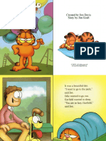Garfield Cat Park History