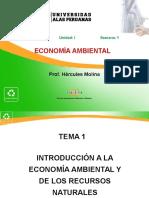 1 Introducción a La Economia Ambiental y Recursos Naturales.(1)