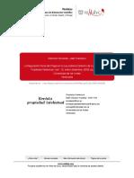 La Regulación Penal Del Plagio en La Ley Sobre El Derecho de Autor