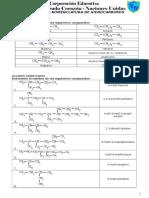 Guia de Ejercicios Nomenclatura de Hidrocarburos Respuestas