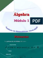 Lgebra M Dulo1